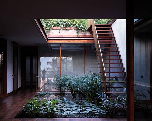 Зимний сад - Японский стиль