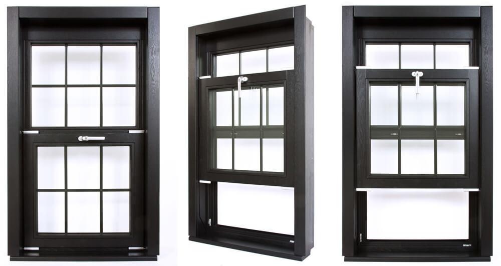 Английские окна